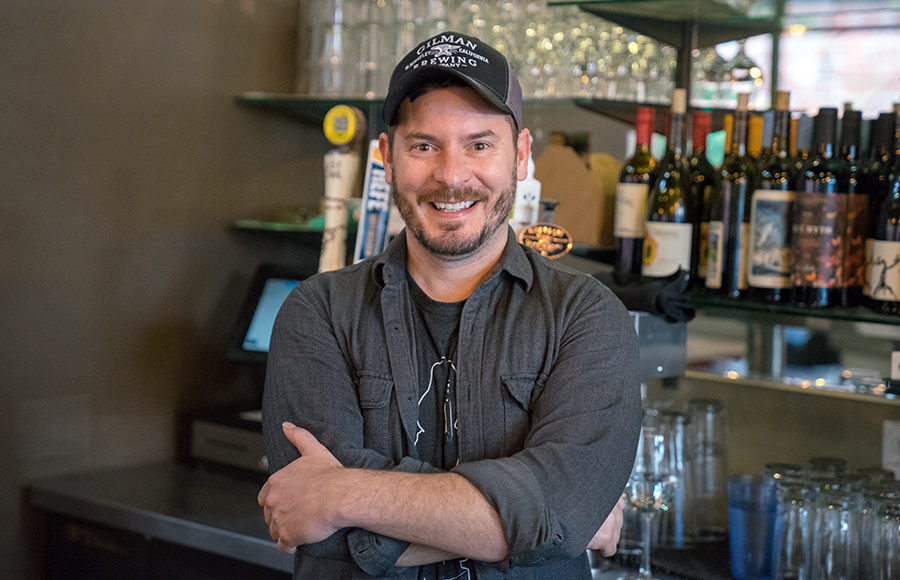 The owner of In the Wood in Elmwood discusses Berkeley's restaurant crisis