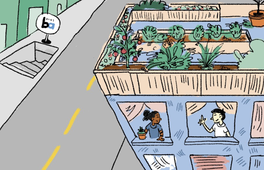 Op-Ed: Cities are key to a sustainable future