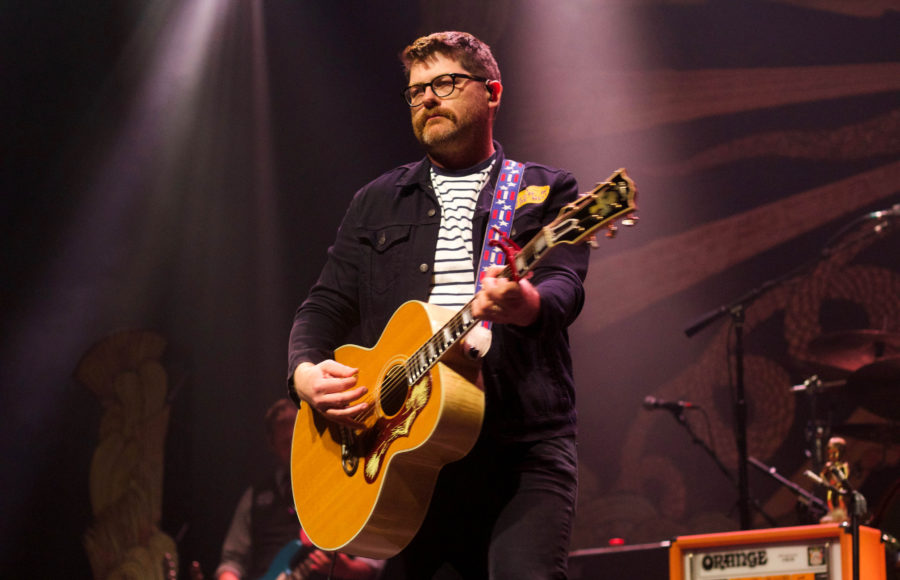 The Decemberists bring tunes for pirates who like country music