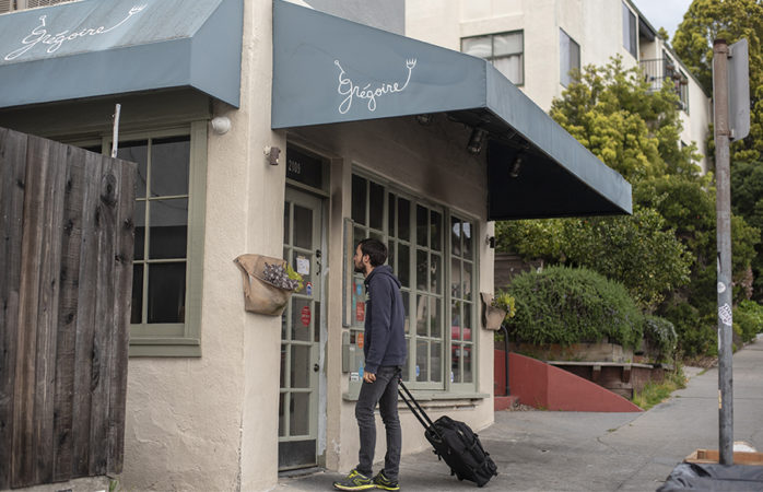 Renowned North Berkeley restaurant Grégoire reopens after 5-week closure due to kitchen fire