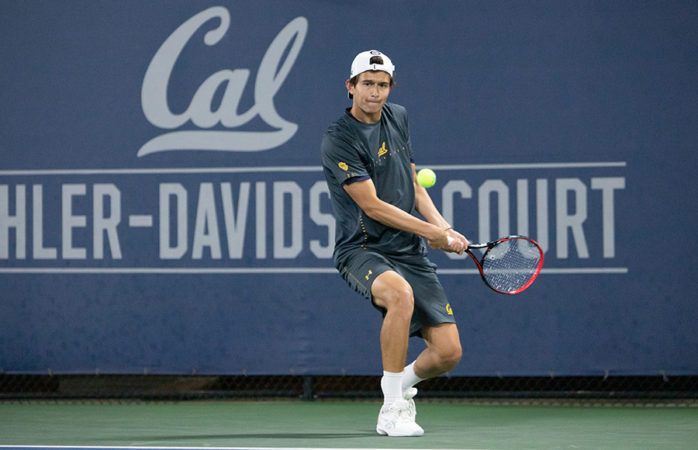 4th-seeded Cal men's tennis heads to Pac-12 championships