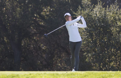 Marianne Li for Cal womens golf