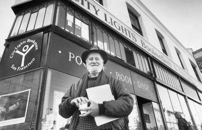 Bay Area Book Festival honors local powerhouse at 'Lawrence Ferlinghetti at 100: A Tribute'