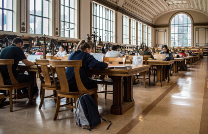 Exposing the sophomore slump: Dealing with the pressures of year 2 at UC Berkeley