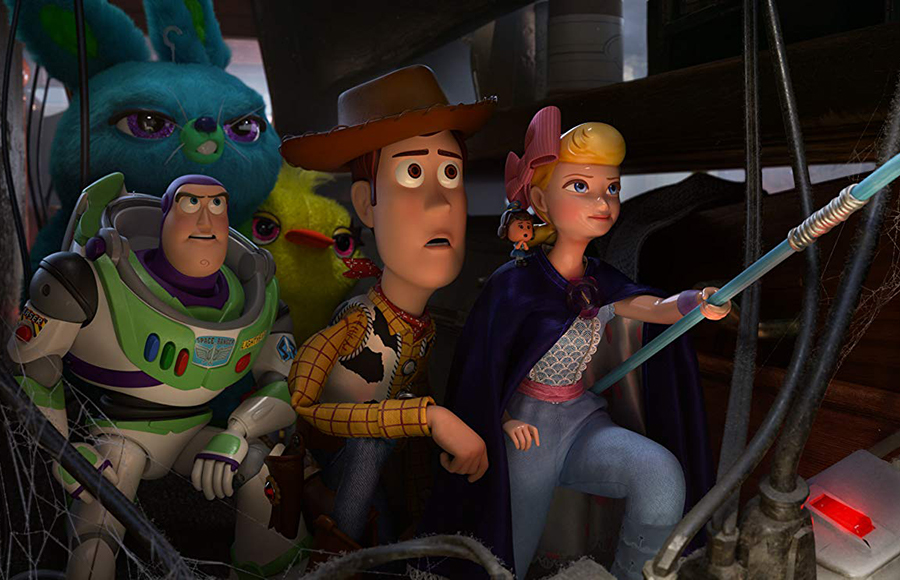 'Toy Story 4' is slight but sweet farewell to Pixar's crown jewel