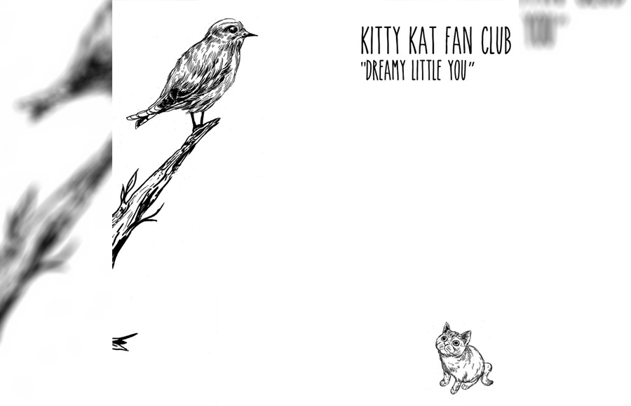 San Jose band Kitty Kat Fan Club's 'Dreamy Little You