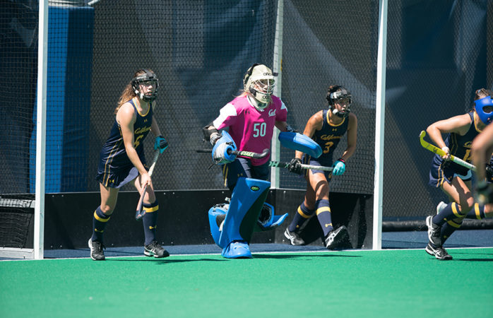 Cal field hockey loses 2nd-straight game to ranked opponent