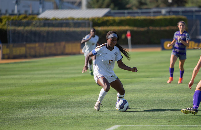 Cal women's soccer still perfect after Santa Clara thriller