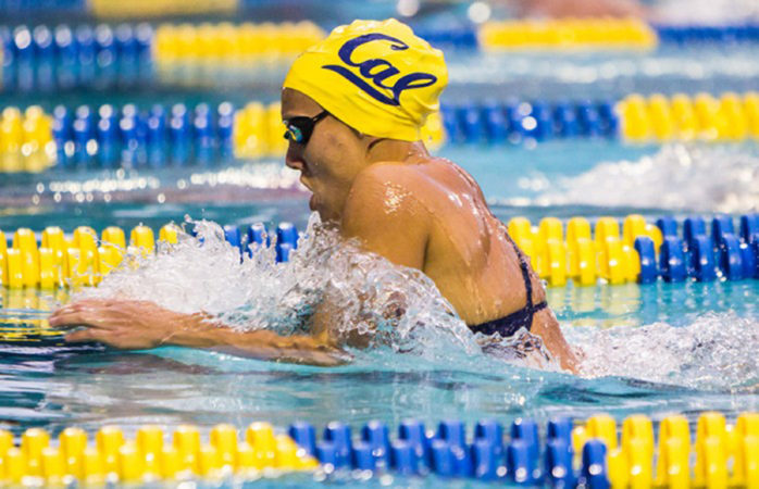 Cal women's swim destroys the competition at Chick-Fil-A invitational