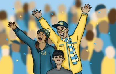 Illustration of excited Cal parents