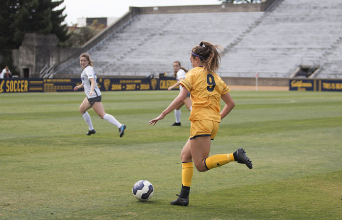 Cal women's soccer fights for draws against Oregon, Oregon State