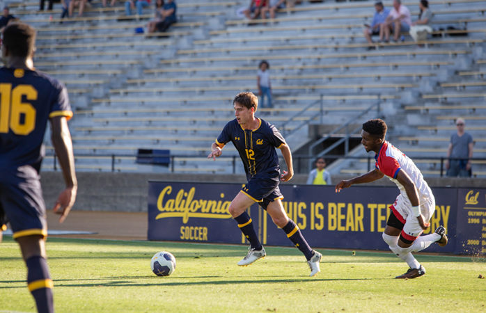Attacking display steals spotlight as Cal plays San Diego State, UCLA