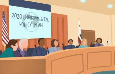 Illustration of Berkeley City Council