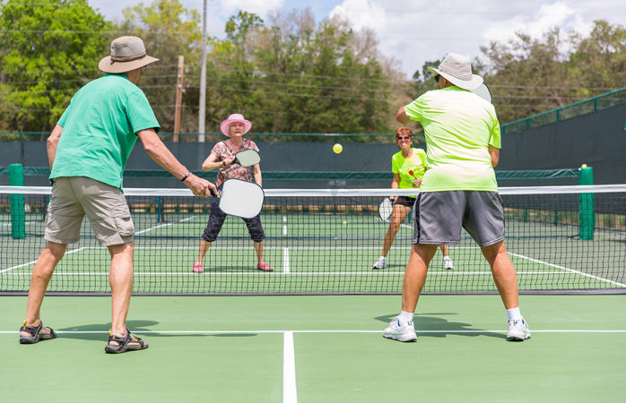 Pickleball: World's fastest growing sport that no one has ever heard of