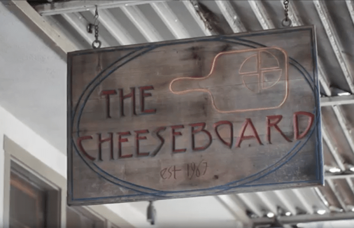 Cheeseboard Pizza Collective inside and out: Part 2