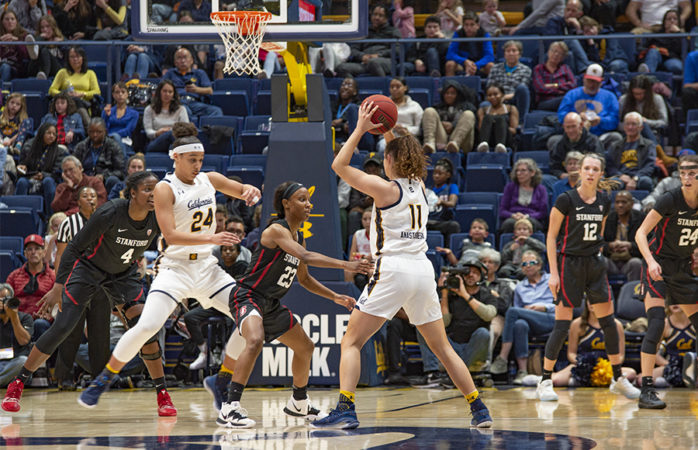 A weekend to forget for Cal women's basketball as Bears fall short in Oregon