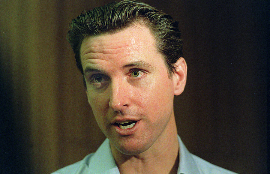 CA Gov. Newsom announces volunteering webpage to address homelessness