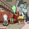 tv review on hulu animated series solar opposites