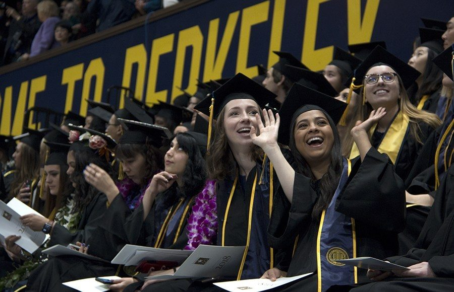 UC Berkeley Graduation Spring 2020