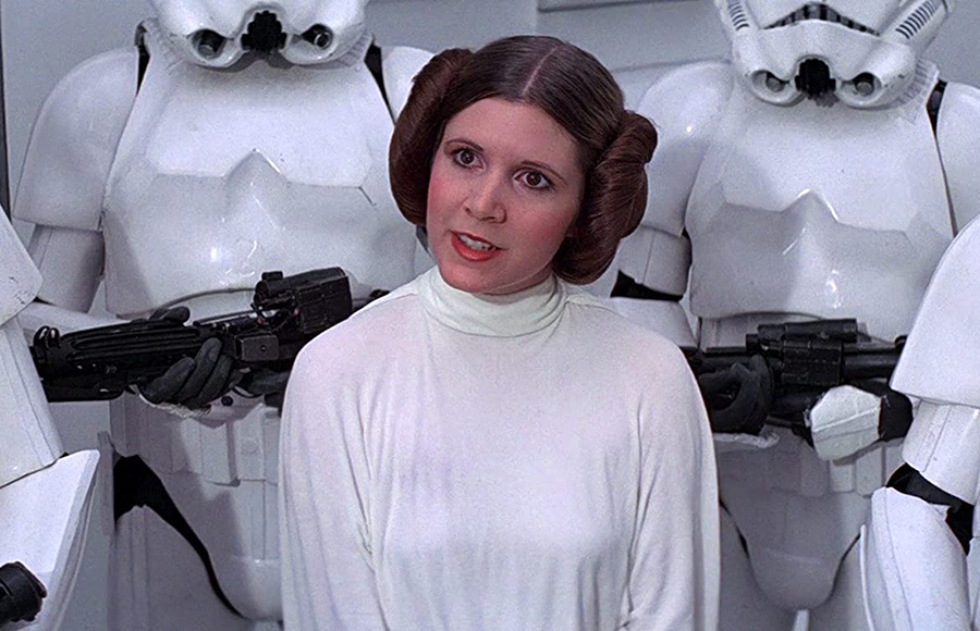 Switch Up Your Look Hairstyles Inspired By Star Wars