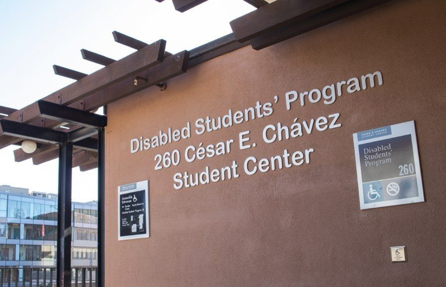 Disabled Students Program