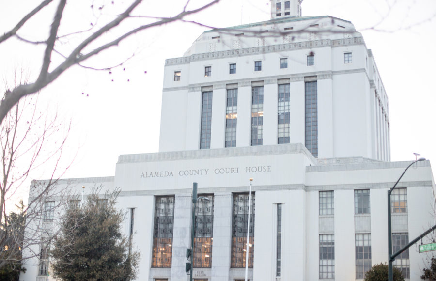 Alameda County Superior Court Courthouse