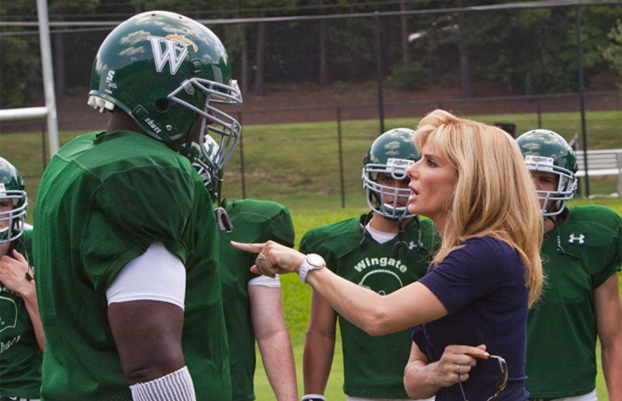 The Blind Side white savior movies sports