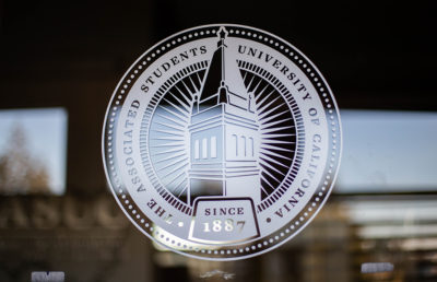 Photo of ASUC logo