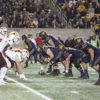 photo of football game (Cal vs. Arizona State)