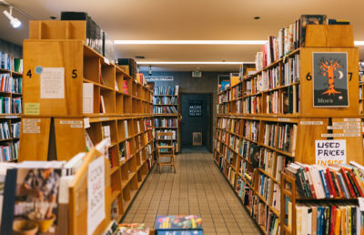 Photo of Moe's Books