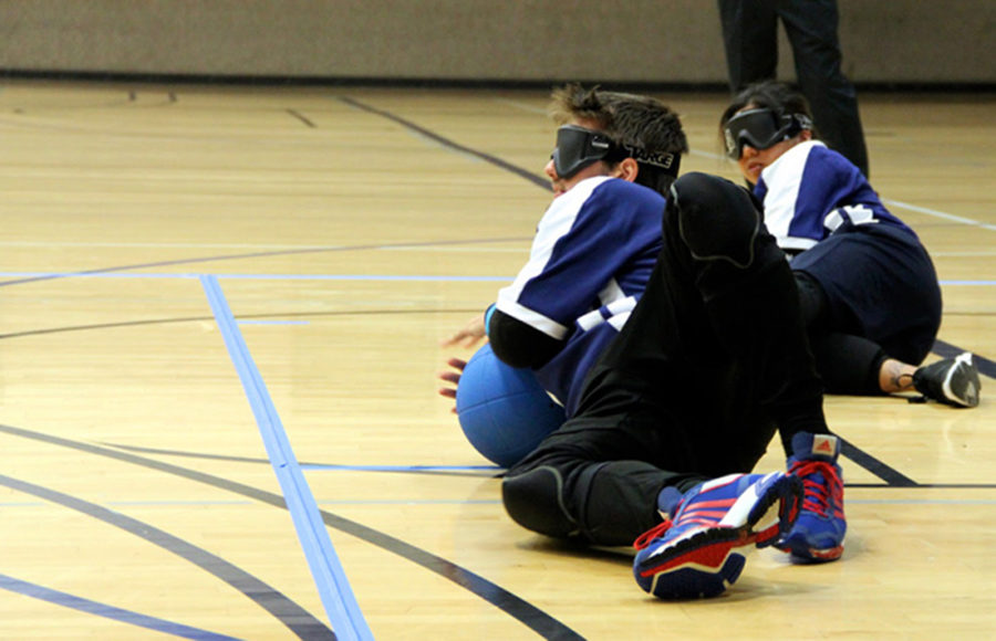 Photo of Goalball from September 2014