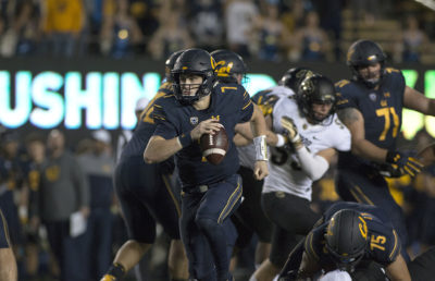 Photo of Cal Football #7 Chase Garbers