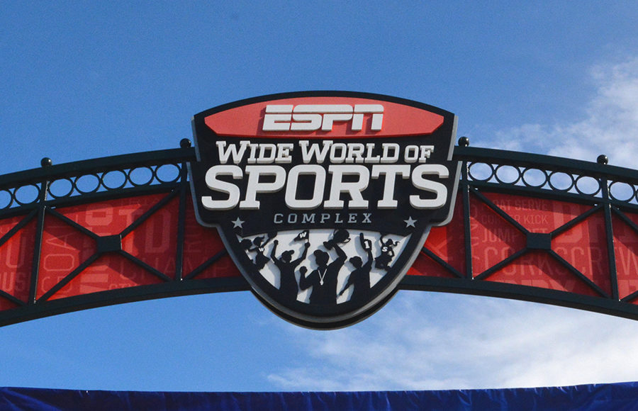 Photo of Wide World of Sports Complex Sign