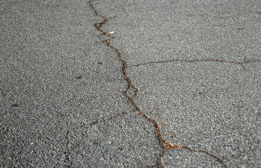 Cracks in the Concrete