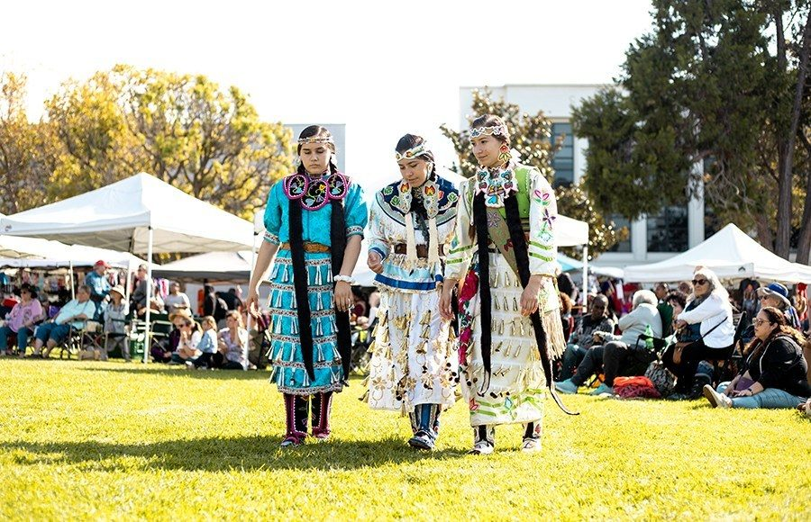 Indigenous People's Day 2019 in Berkeley