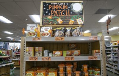 Trader Joes Fall Snacks