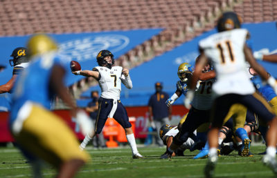 Photo of Cal vs. UCLA football game