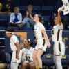 Women's Basketball at Cal