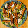Photo of fall harvest salad