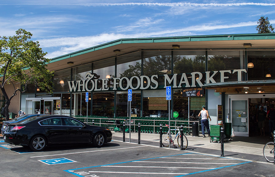 Photo of Whole Foods Market on Telegraph Ave.