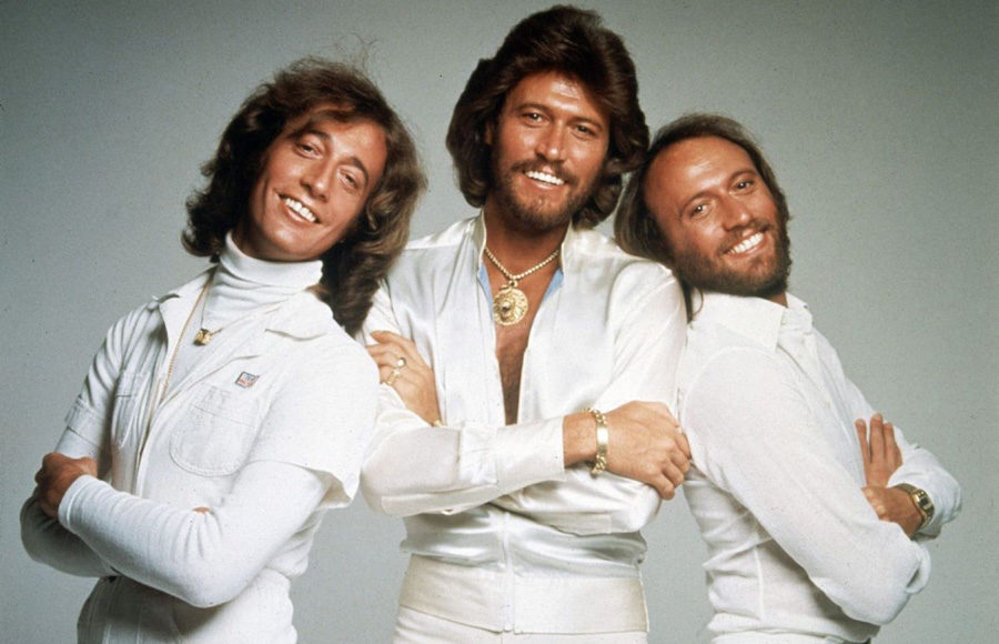 Photo of actors from Bee Gees