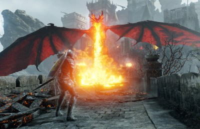 """Photo of the video game, """"Demon's Soul"""""""
