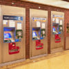 Photo of Clipper Card stations
