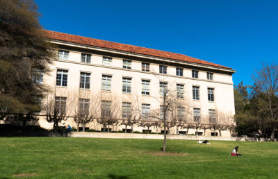 Photo of CNR/Rausser college