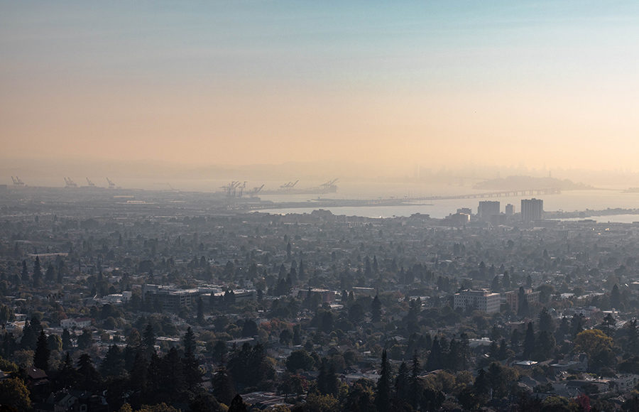 Photo of the Bay Area/Berkeley