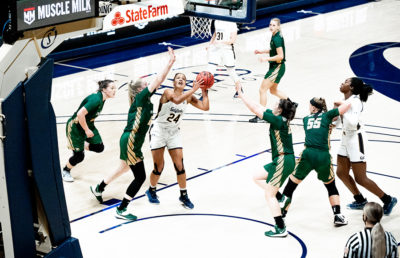 Photo of Cal Women's Basketball
