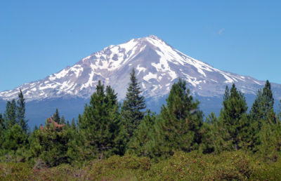 Image of Mt. Shasta