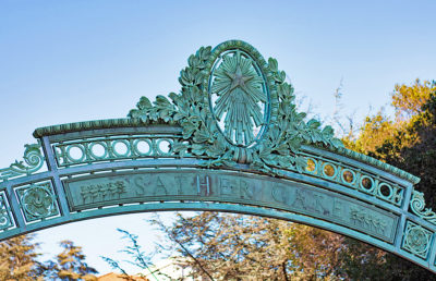 Photo of Sather Gate