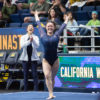Photo of Cal Women's Gymnastic's Nina Schank