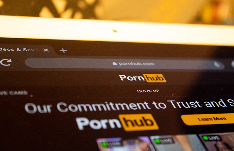 Photo of Porn Hub logo